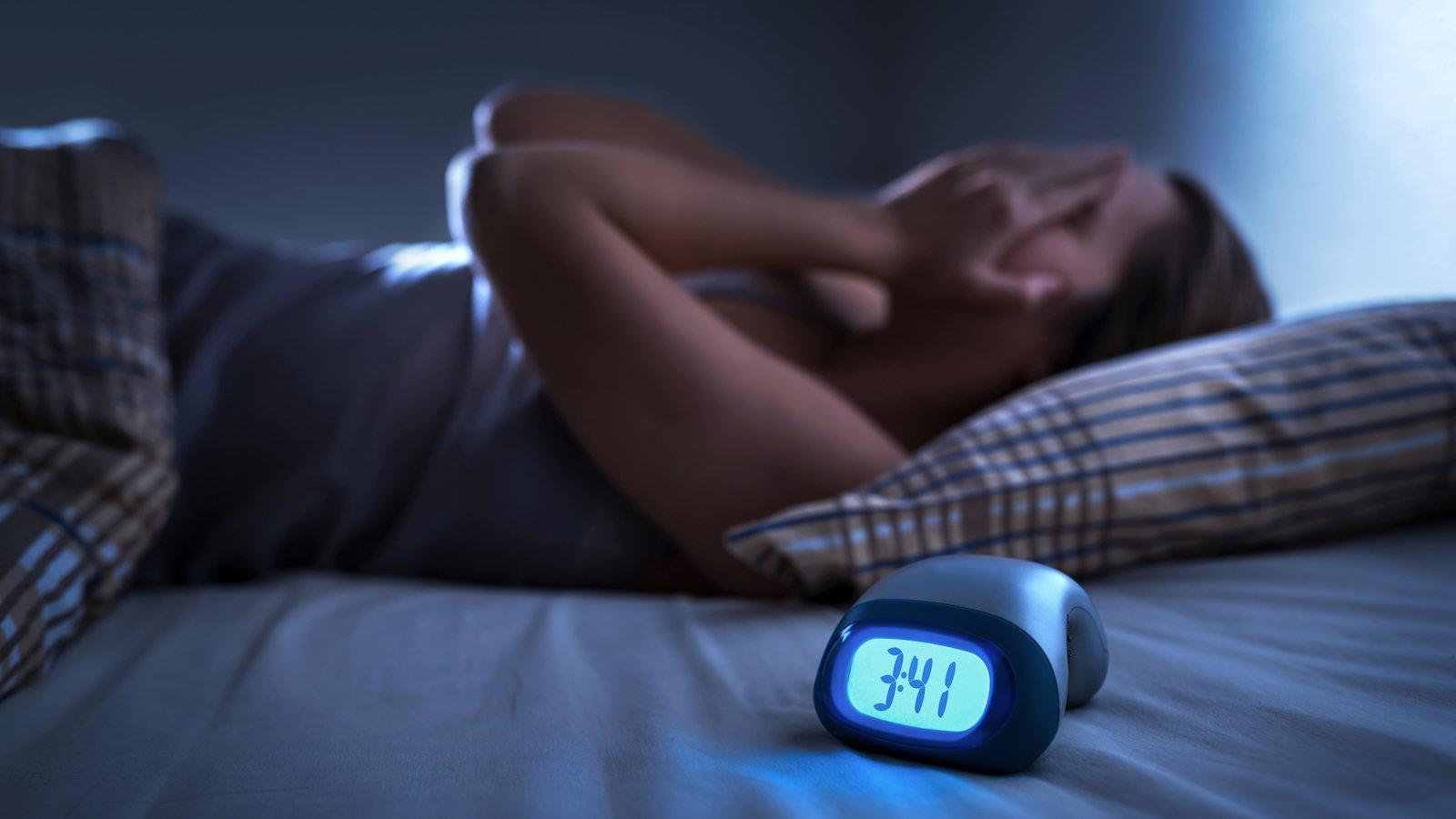 Migraines nocturnes