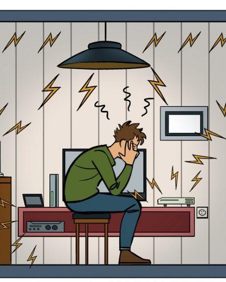 ondes electromagnetiques danger
